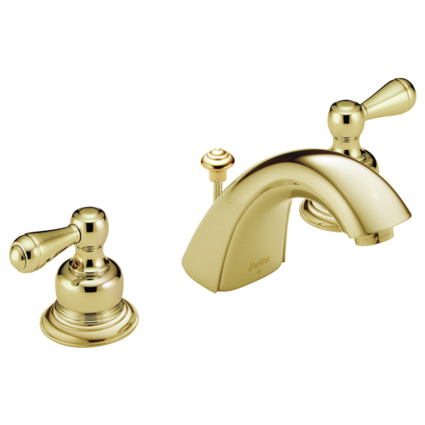 Two Handle Widespread Bathroom Faucet 3530 Pblhp H25pb