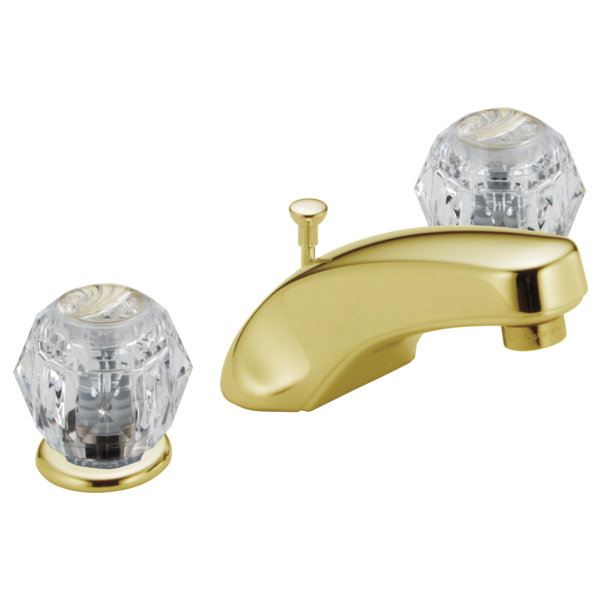 Two Handle Widespread Lavatory Faucet Delta Faucet