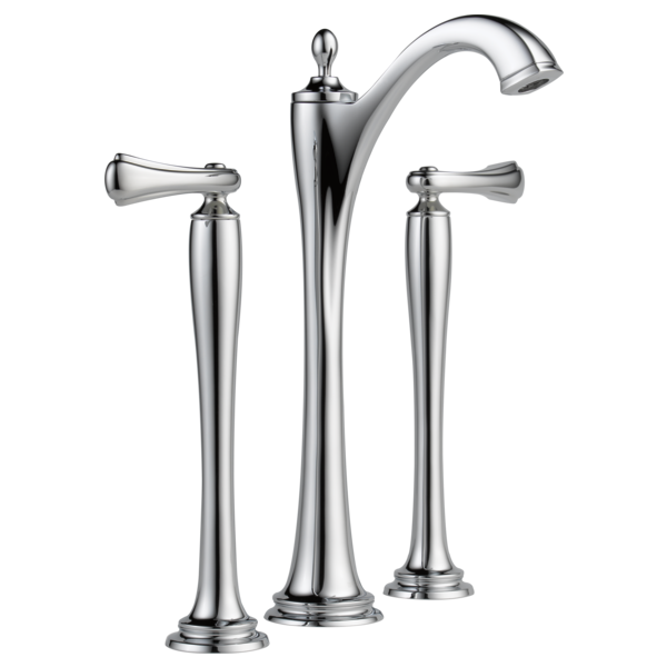 Charlotte® | Two Handle Widespread Vessel Lavatory Faucet