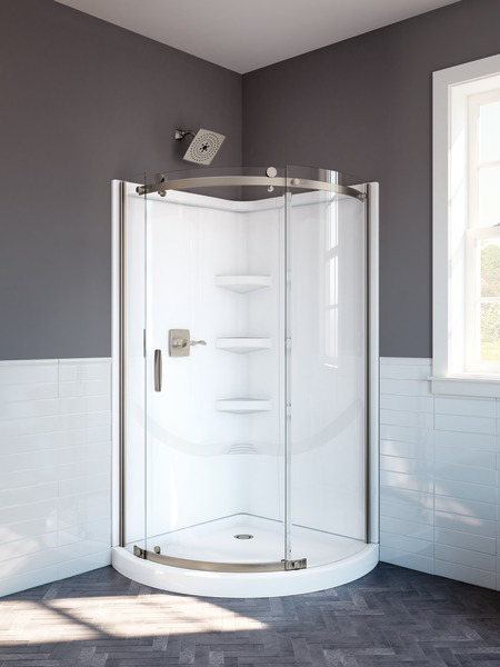 Delta Sliding Shower Door Installation Video Sliding Glass