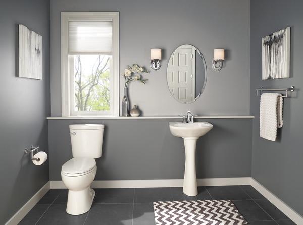 Elongated Toilet Delta Faucet