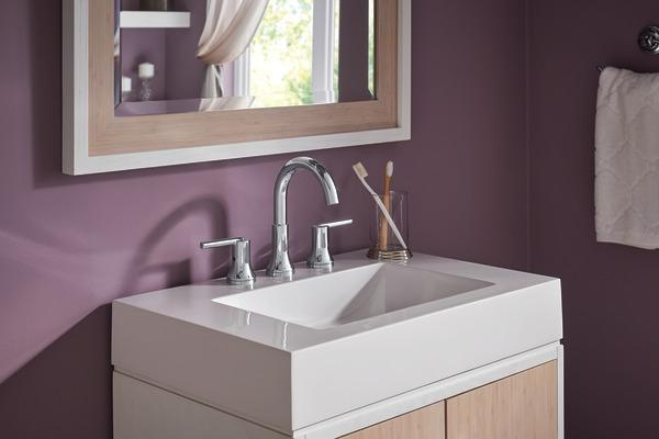 Two Handle Widespread Bathroom Faucet 3559 Mpu Dst Delta