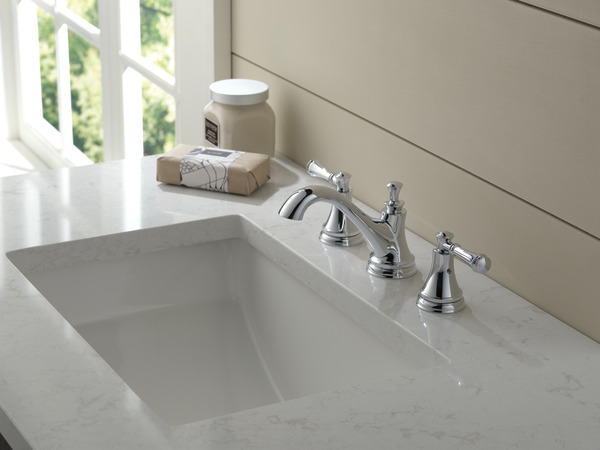 35713lf Two Handle Widespread Lavatory Faucet