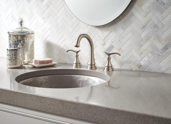 Delta Kinley 35730lf Sp Widespread Bathroom Lavatory