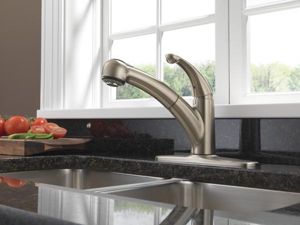 Delta Palo Kitchen Faucet Repair