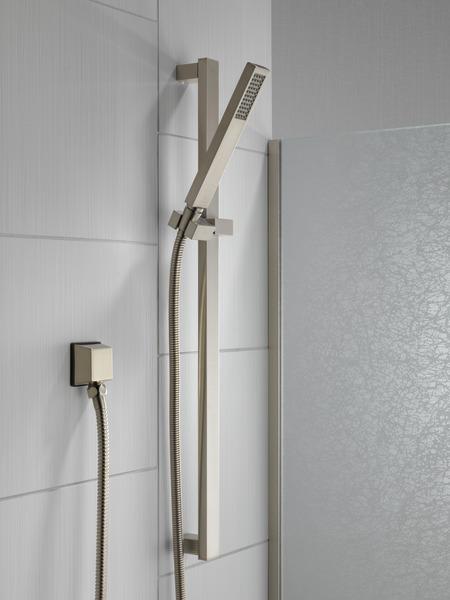 Premium Single Setting Slide Bar Hand Shower Delta Faucet