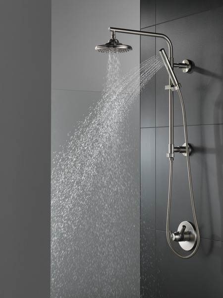 Single Setting Hand Shower Rp73384ss Delta Faucet