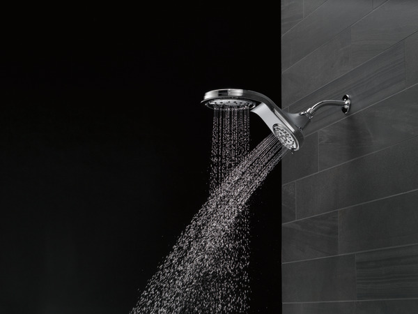 Hydrorain 5 Setting Two In One Shower Head 75599 Delta Faucet