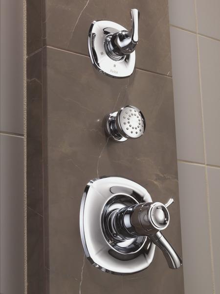 Tempassure 17t Series Tub Shower Trim T17t497 Rb: TempAssure® 17T Series Valve Only Trim T17T092-SS