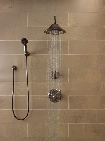 Tempassure 17t Series Tub Shower Trim T17t497 Rb: TempAssure® 17T Series Tub & Shower Trim T17T497-RB