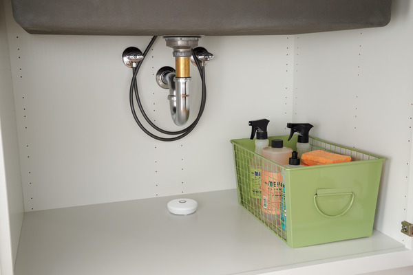 WiFi Leak Detector Pack LEAKX Delta Faucet - Bathroom leak detection