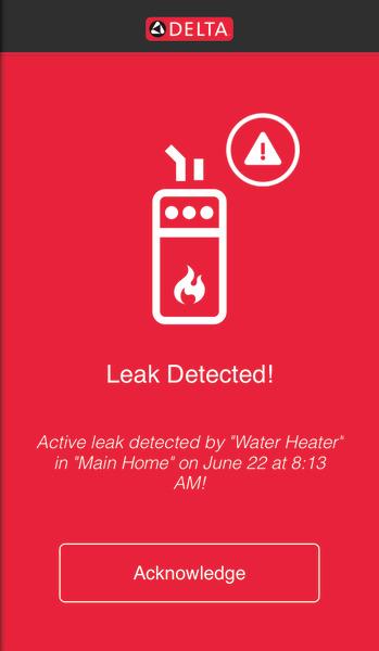 Wifi Leak Detector 3 Pack Leakx3 Delta Faucet