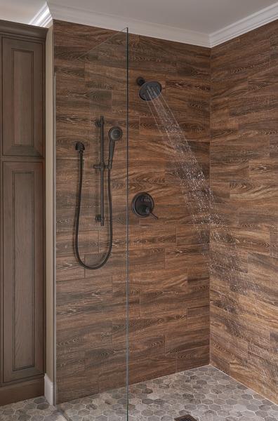 Premium 3 Setting Slide Bar Hand Shower 57021 Rb Delta