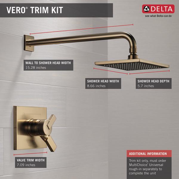 Amazon.com: Customer reviews: Delta Faucet Vero 17 Series ...