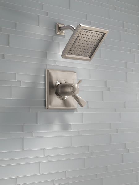 Tempassure 17t Series Tub Shower Trim T17t497 Rb: TempAssure® 17T Series Shower Trim T17T251-SS