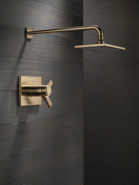 Tempassure 17t Series Tub Shower Trim T17t497 Rb: TempAssure® 17T Series Shower Trim T17T253-CZ