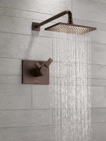 Tempassure 17t Series Tub Shower Trim T17t497 Rb: TempAssure® 17T Series Shower Trim T17T253-RB