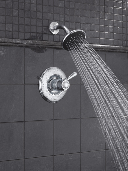 Tempassure 17t Series Tub Shower Trim T17t497 Rb: TempAssure® 17T Series Shower Trim T17T278