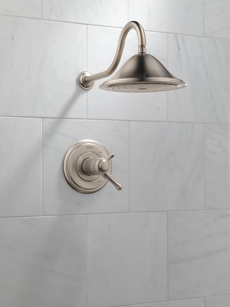 Tempassure 17t Series Tub Shower Trim T17t497 Rb: TempAssure® 17T Series Shower Trim T17T297-SS