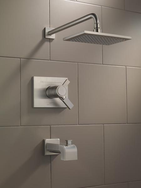 Tempassure 174 17t Series Tub Amp Shower Trim T17t453 Ss