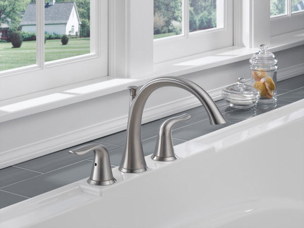 lahara roman tub faucet. Your browser does not support the video tag  T2738 SS Roman Tub Trim