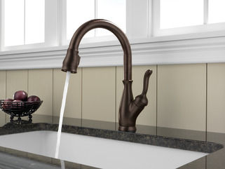 9178-RB-DST - Single Handle Pull-Down Kitchen Faucet