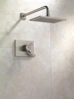 T17253-WE Dual Function Pressure Balanced Shower