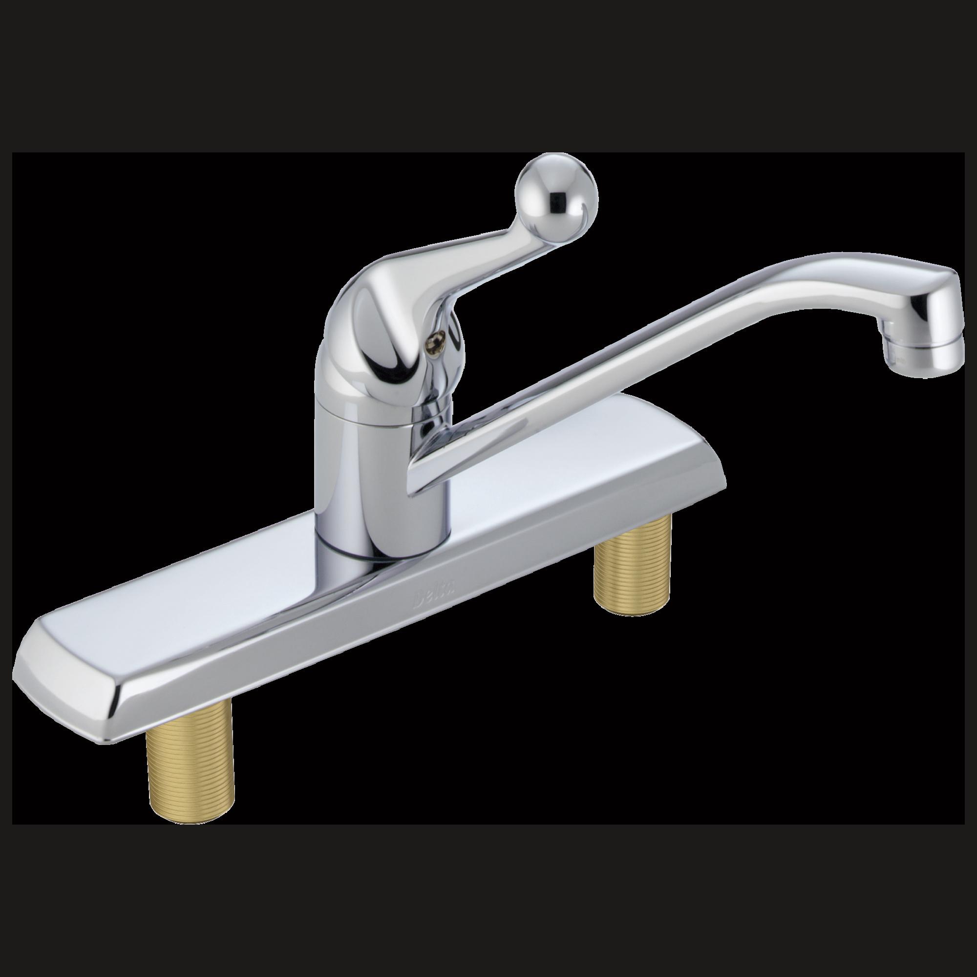 120lf single handle kitchen faucet
