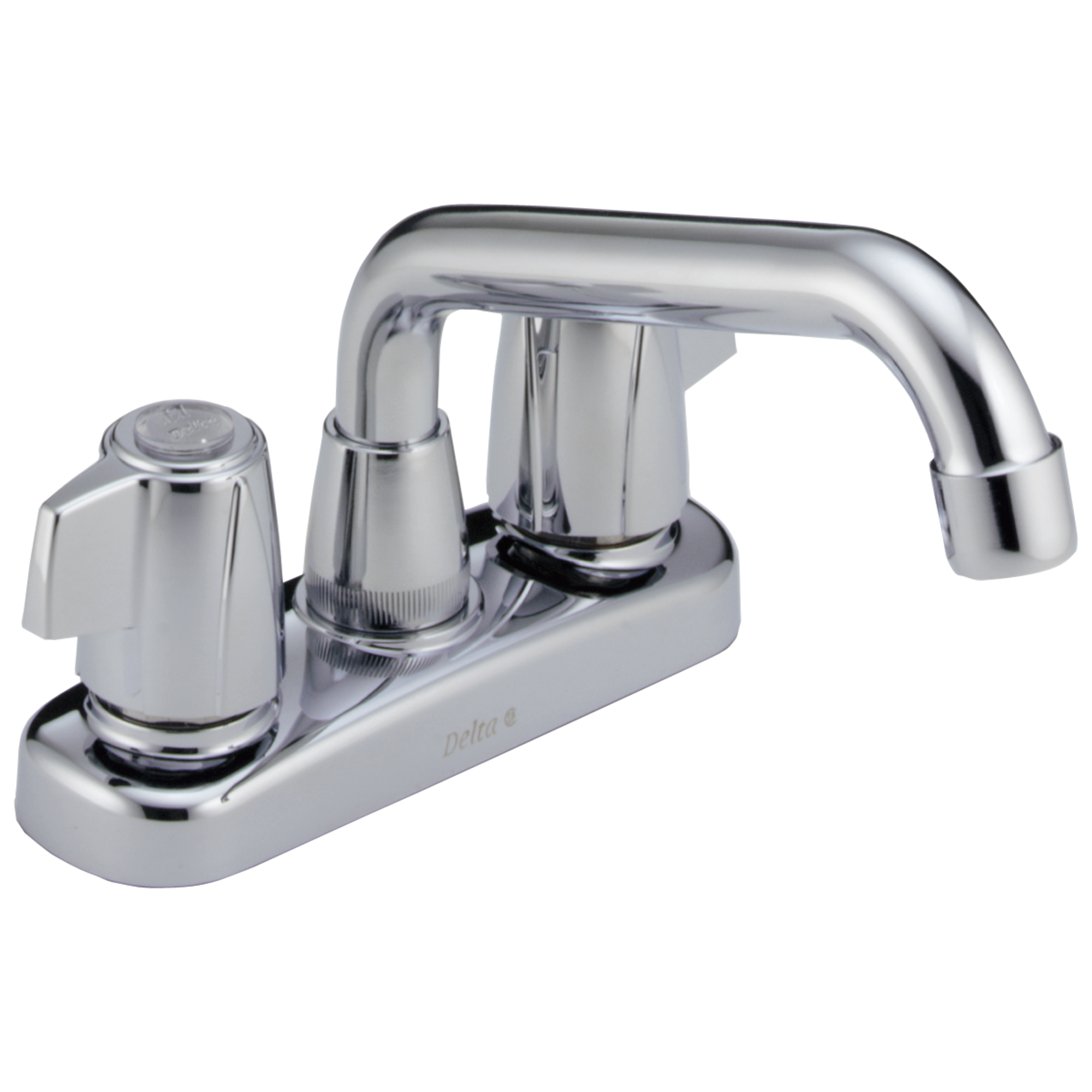 Delta Classic: Two Handle Laundry Faucet