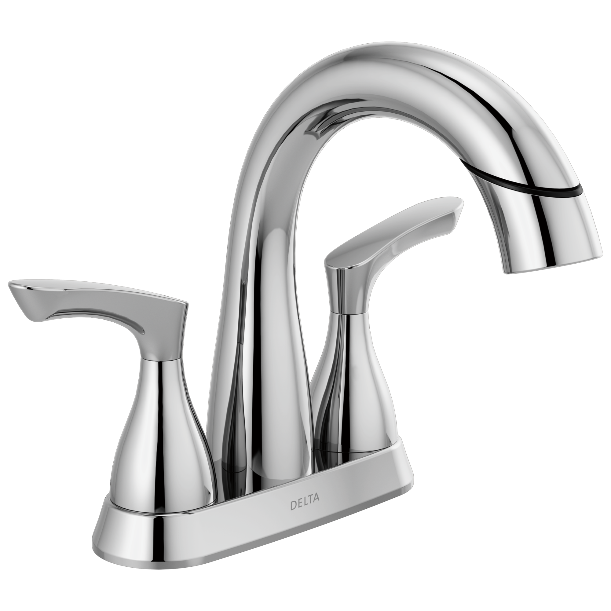 Diagram Of Parts For Single Handle Centerset Bathroom Faucet Models