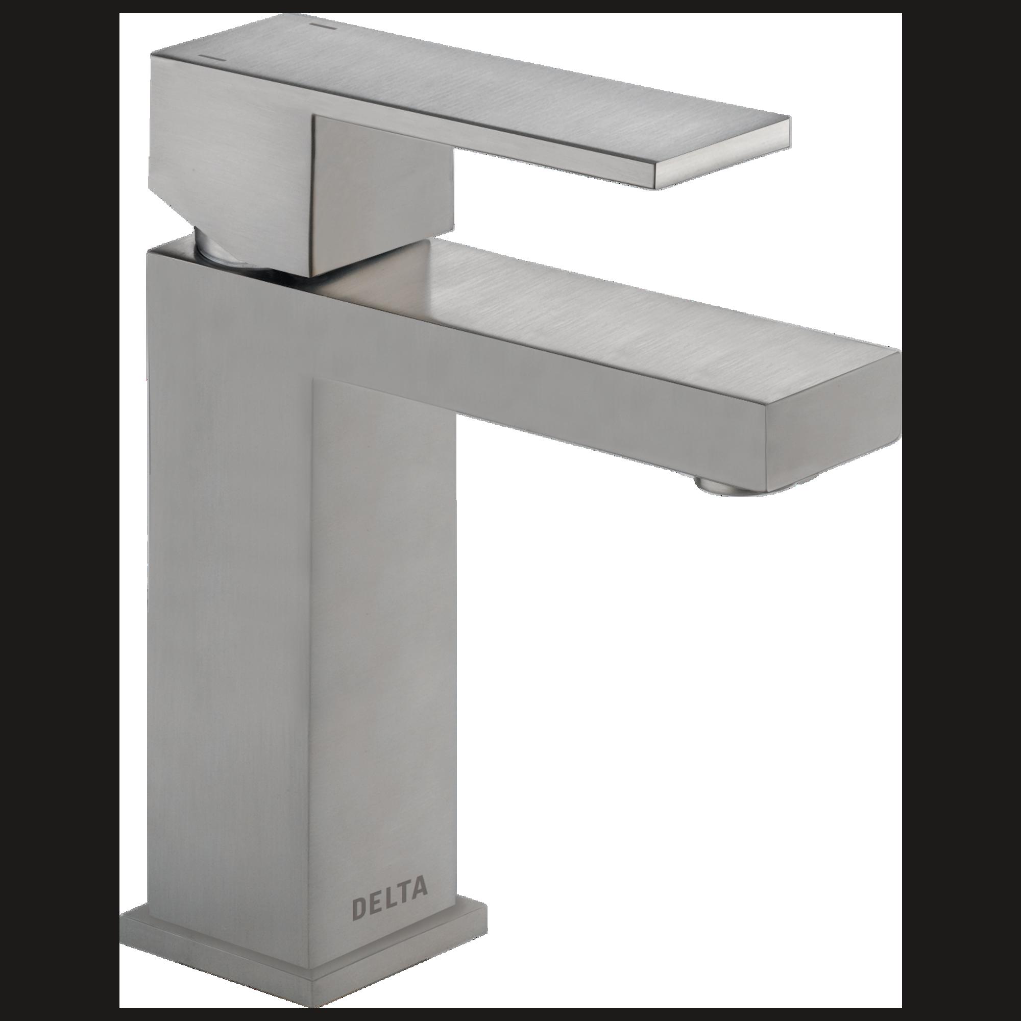 Single Handle Project-Pack Bathroom Faucet 567LF-SSPP   Delta Faucet