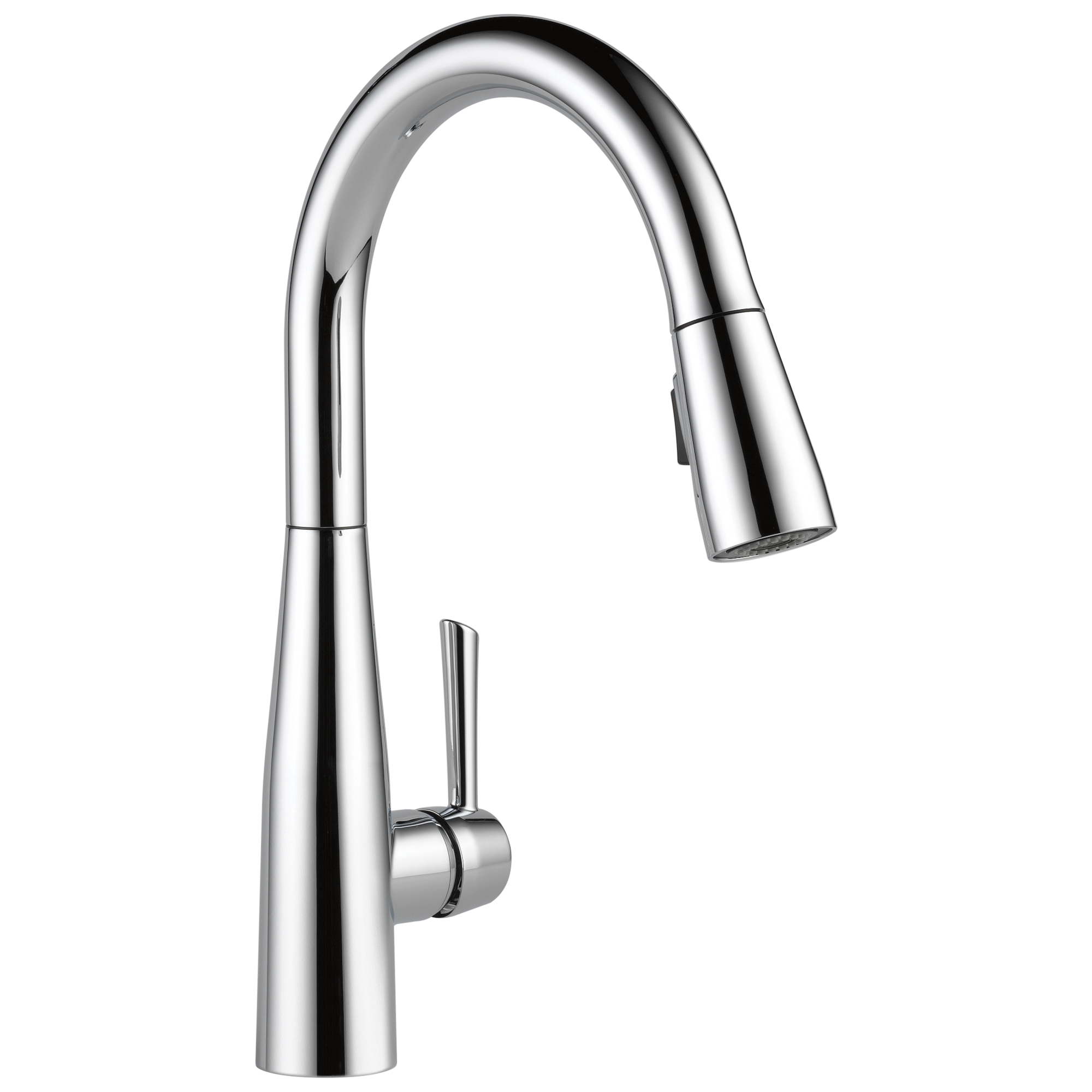 9113 dst single handle pull down kitchen faucet
