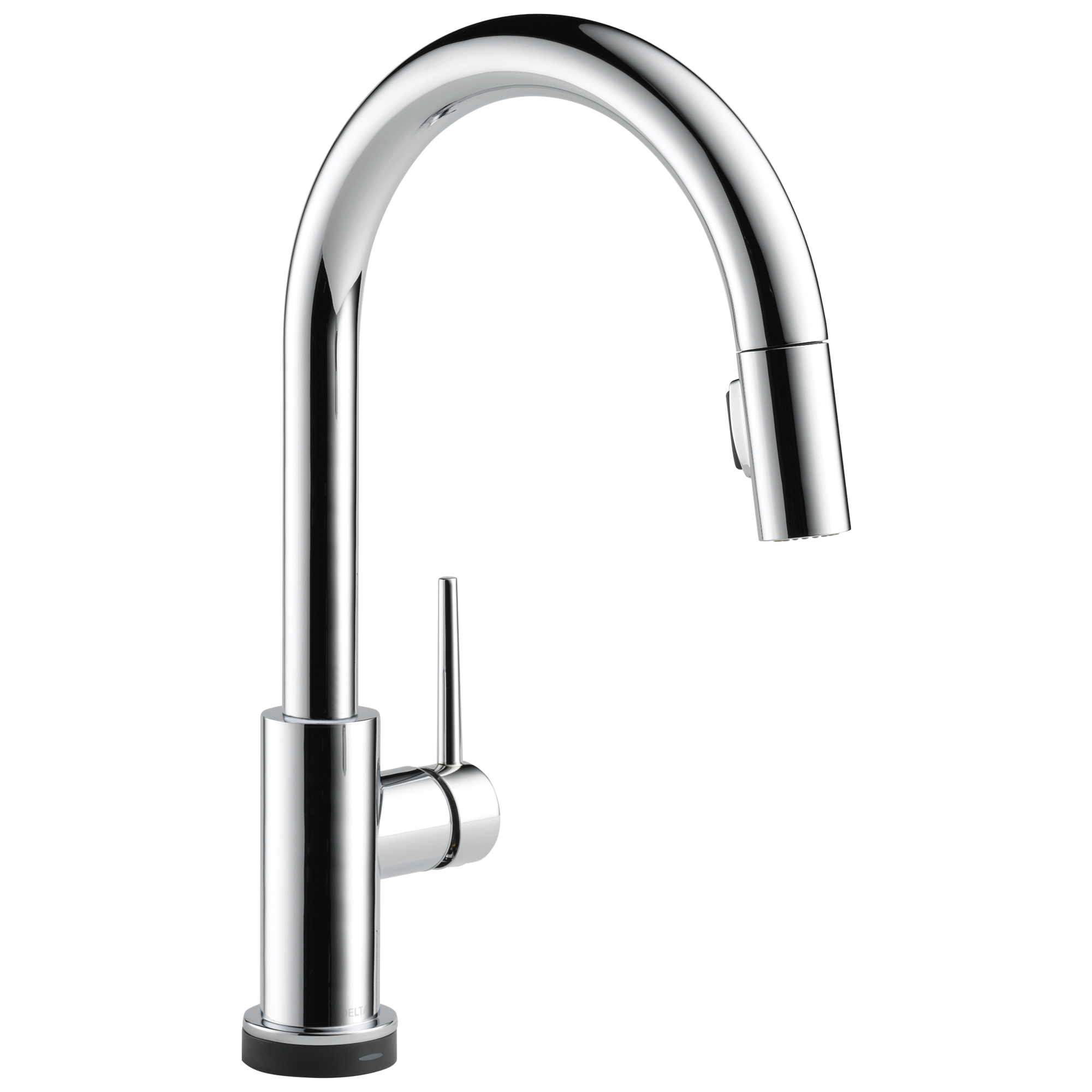 9159T DST Single Handle Pull Down Kitchen Faucet with Touch2O