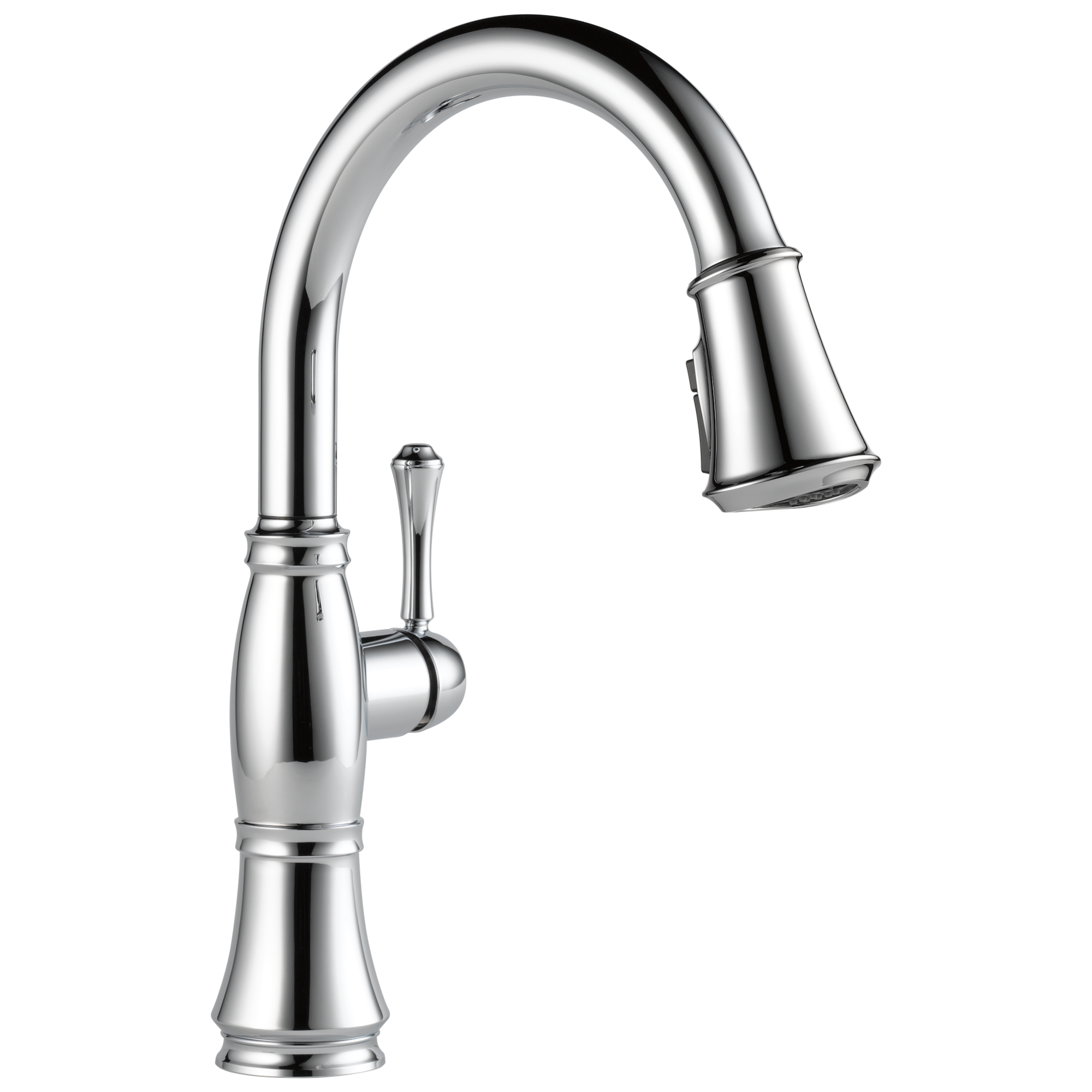 9197 dst single handle pull down kitchen faucet download high resolution image