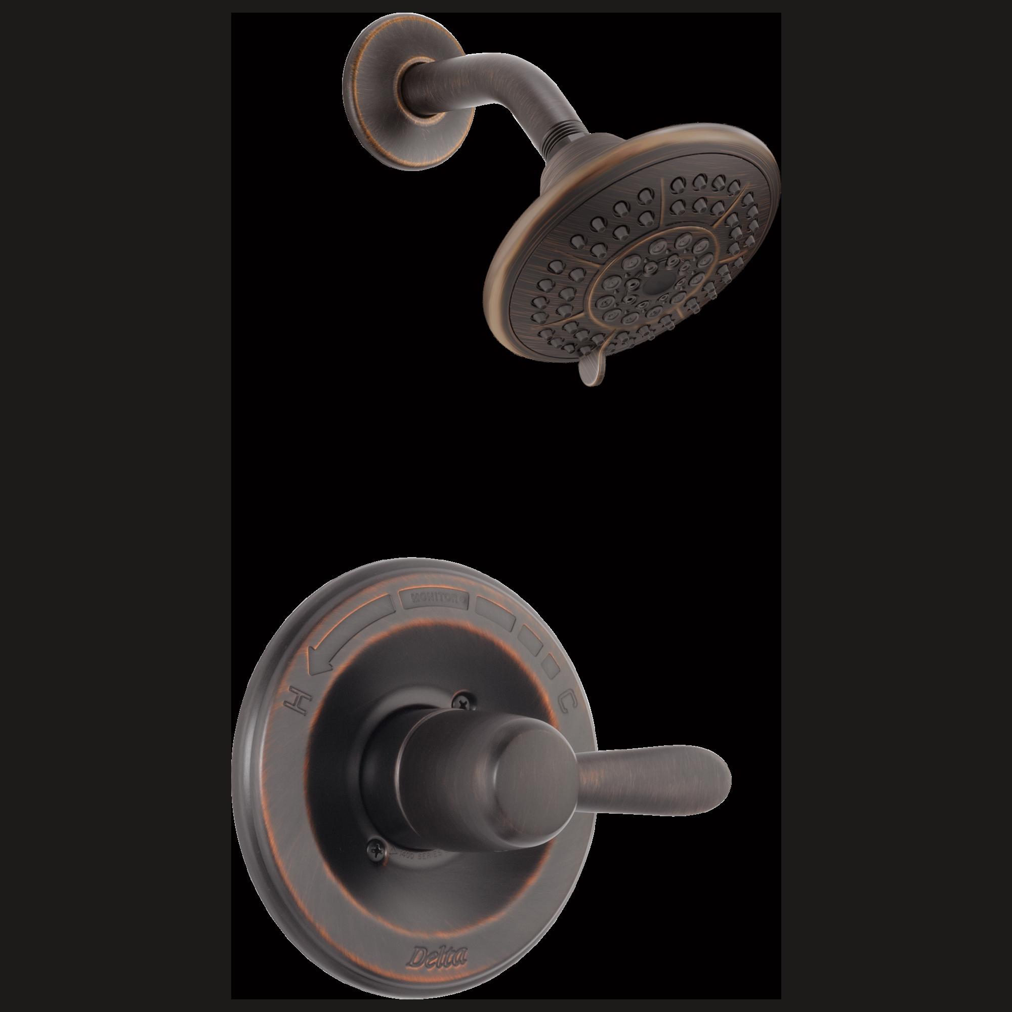Lahara: Monitor® 14 Series Shower Trim