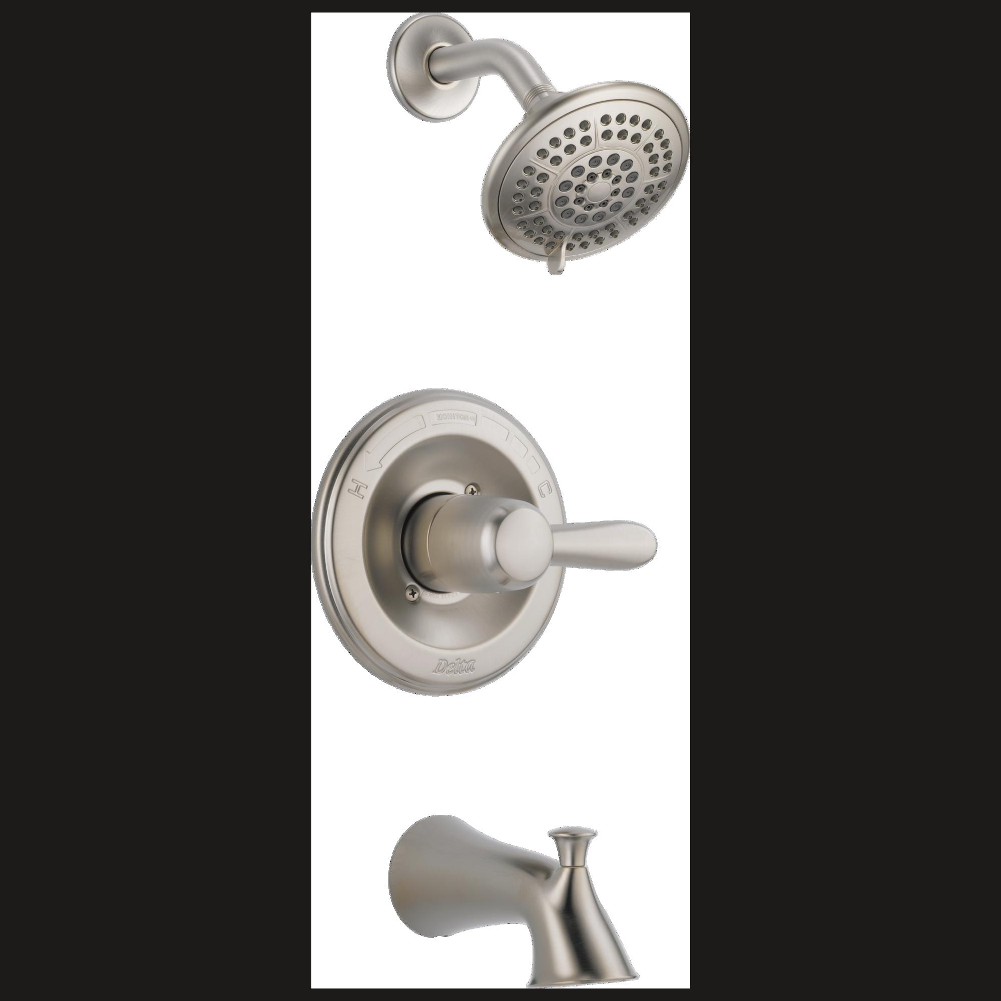 Lahara: Monitor® 14 Series Tub & Shower Trim