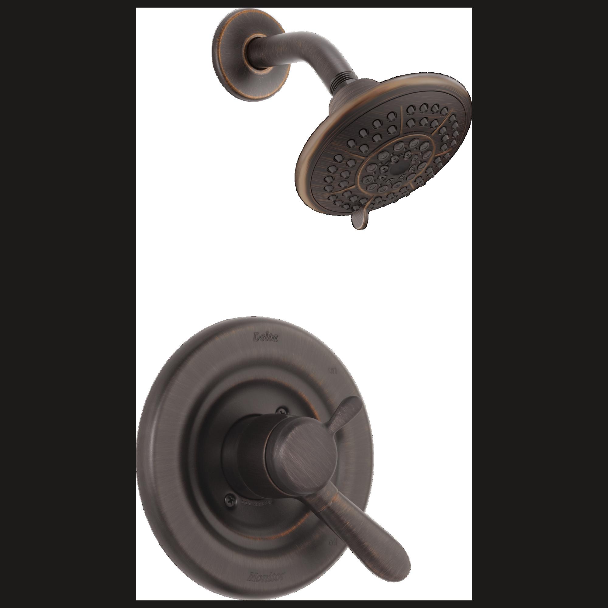Lahara: Monitor® 17 Series Shower Trim