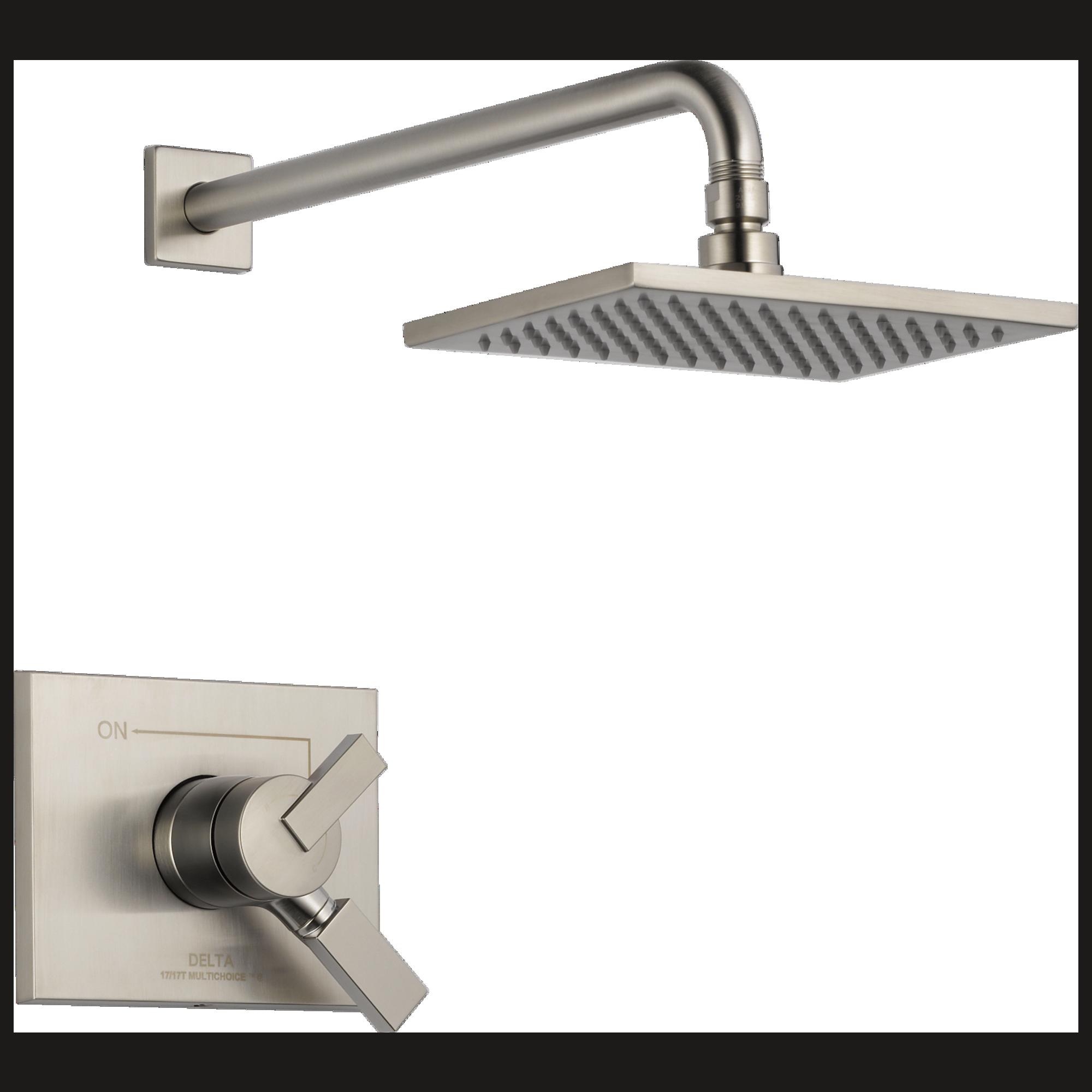 Vero: Monitor® 17 Series Shower Trim