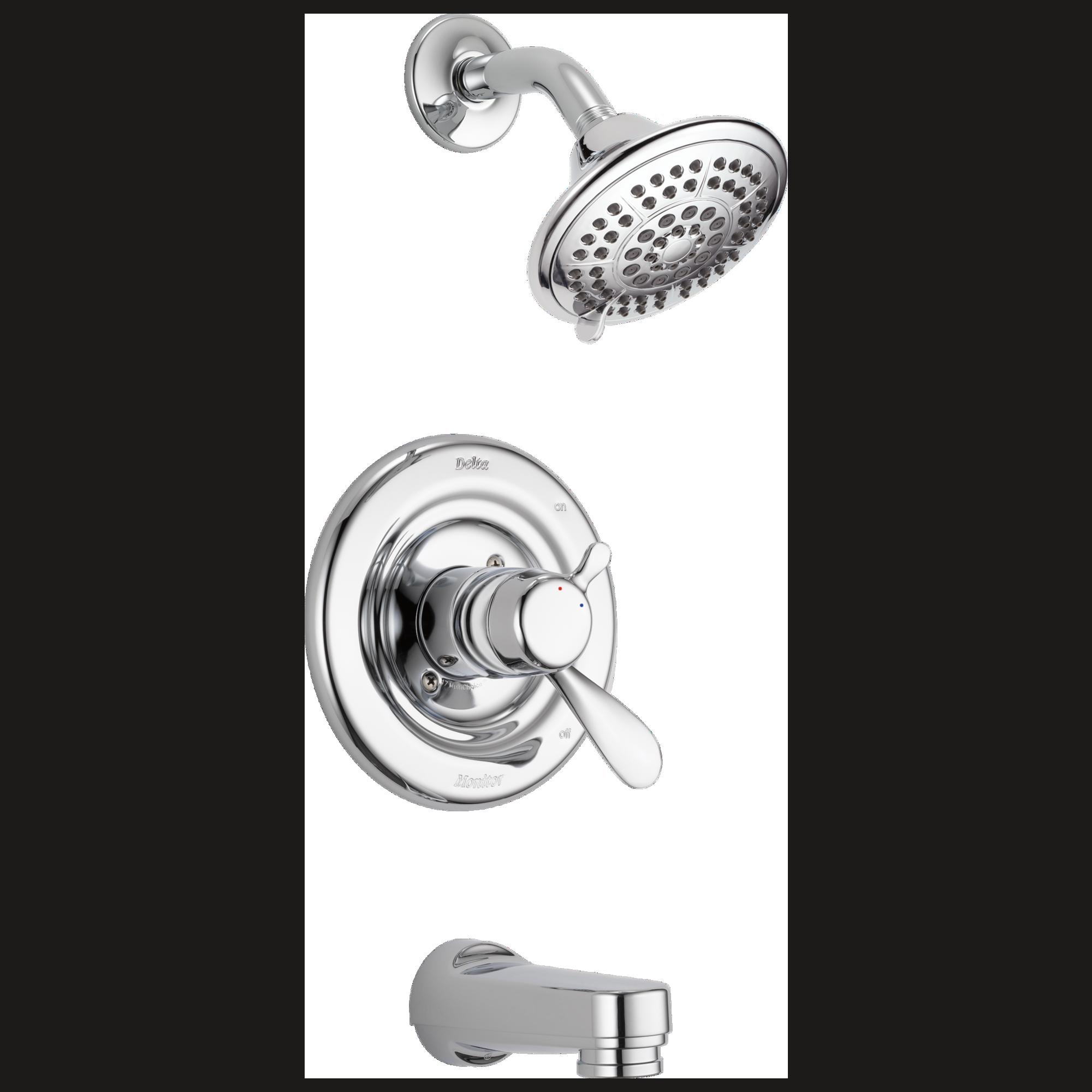 Classic: Monitor® 17 Series Tub & Shower Trim