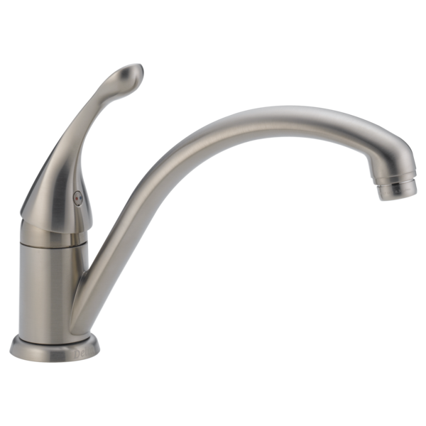DELTA 141-SS-DST SINGLE HANDLE KITCHEN FAUCET STAINLESS MC294024