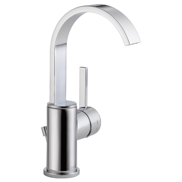 Single Handle Bathroom Faucet 15630LF | Delta Faucet