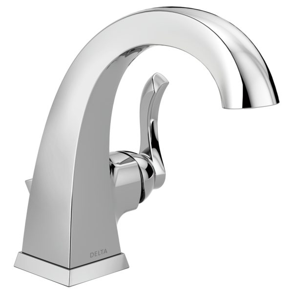 Single Handle Centerset Faucet 15741LF | Delta Faucet