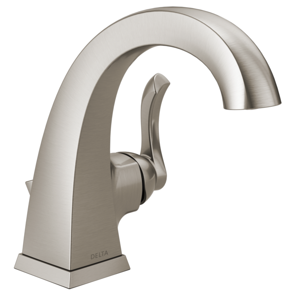 Single Handle Centerset Faucet 15741LF-SP | Delta Faucet