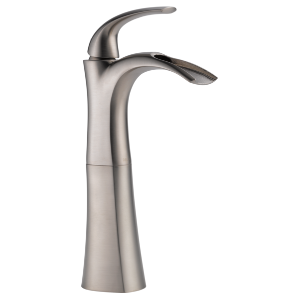 Single Handle Centerset Bathroom Faucet With Riser 17708lf