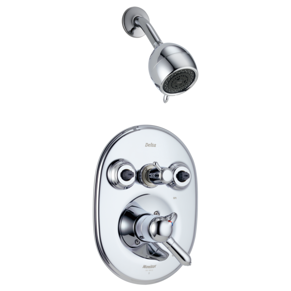 Monitor® 18 Series Jetted Shower™ Trim