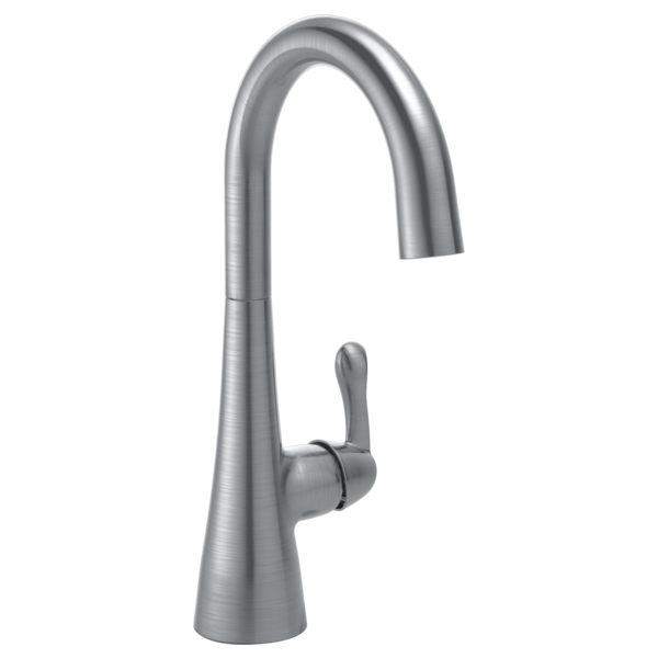 DELTA 1953LF-AR TRADITIONAL BAR FAUCET SINGLE HOLE ARTIC STAINLESS MC339247