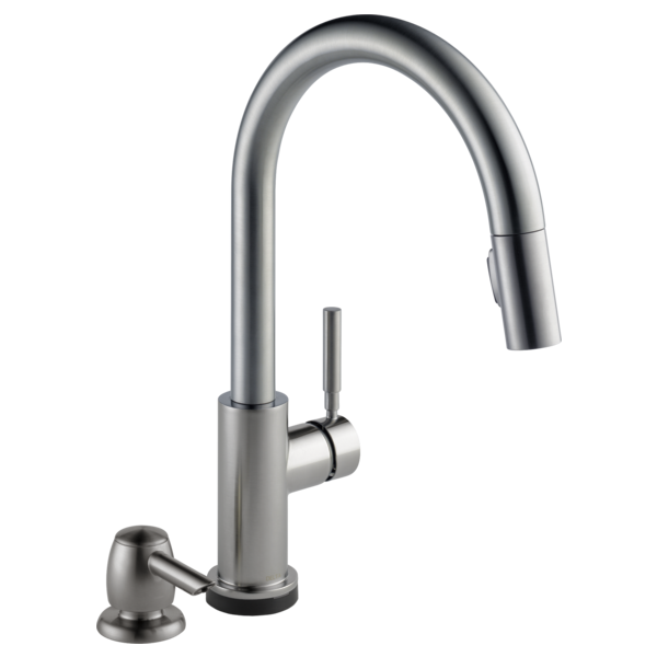 Compare Delta Trinsic And Trask Kitchen Faucet With Touch