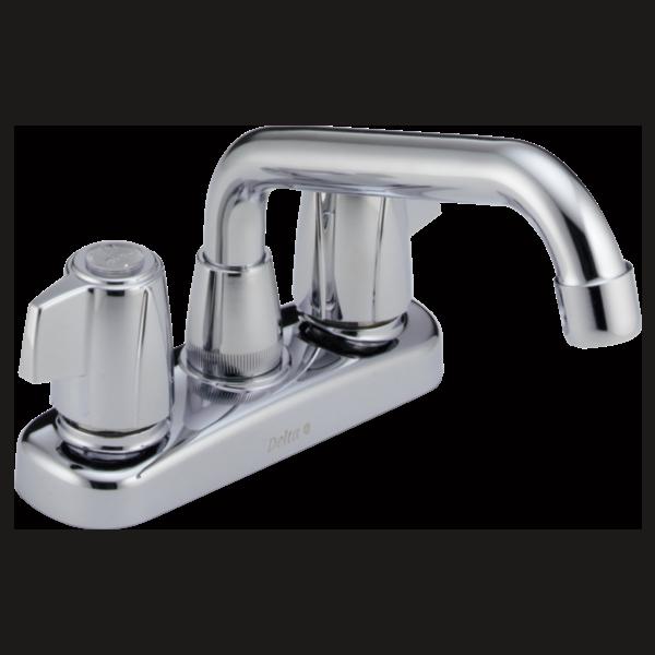 Two Handle Laundry Faucet 2123lf Delta Faucet