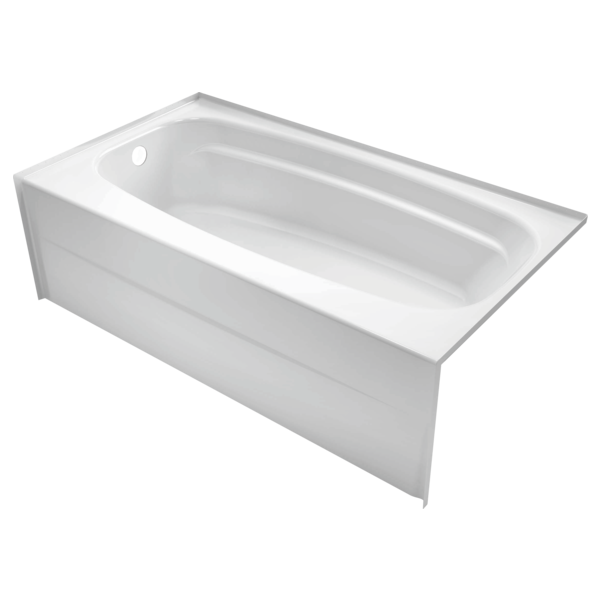 "54"" x 30"" Bathtub - Left Drain"