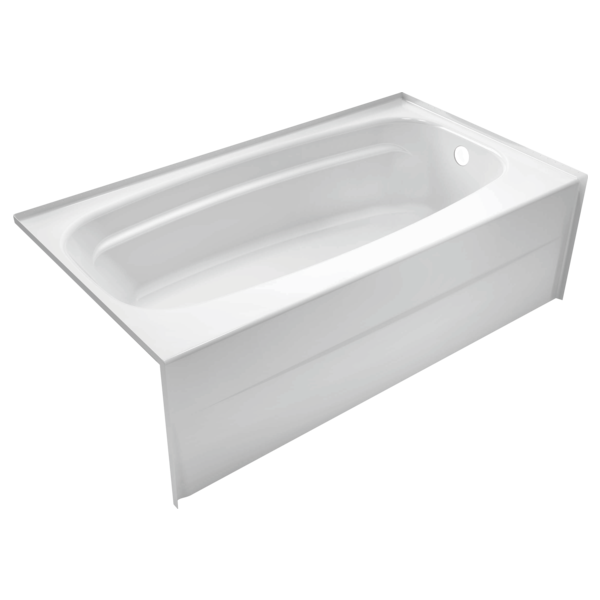"54"" x 30"" Bathtub - Right Drain"
